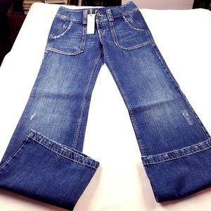 DIESEL Women s NWT Hipper Jeans